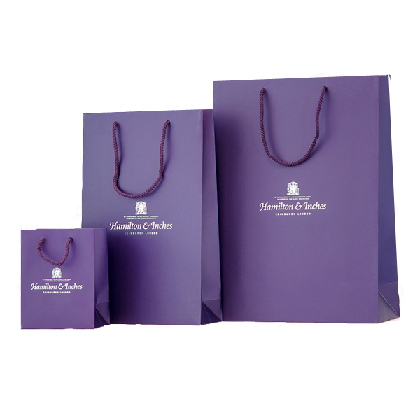 Luxury paper gift bags 35128