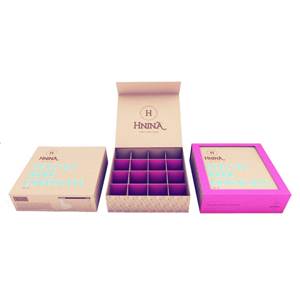 Packaging chocolate box FB136