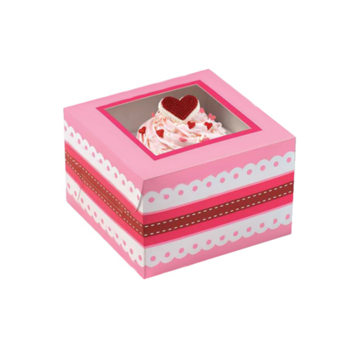 Paper box for food and cake 63155