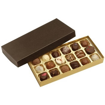 PET blister tray chocolate box 63159