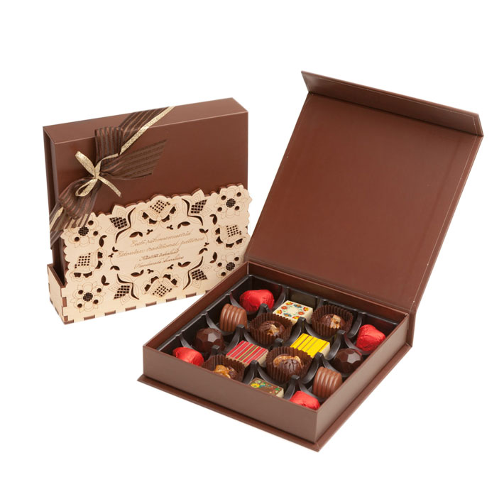 Luxury Belgian Chocolate Gift Box | M&S |Luxury Chocolate Box